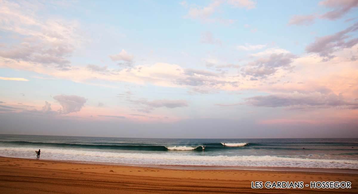 surf guiding hossegor
