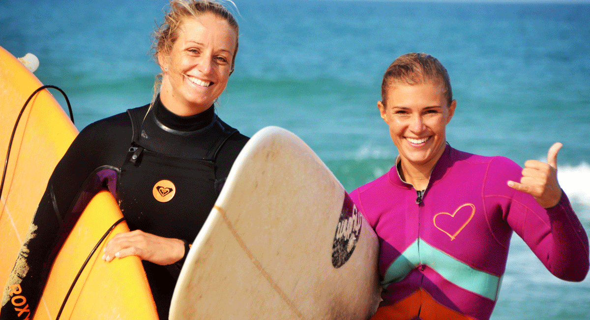 surf coaching seignosse
