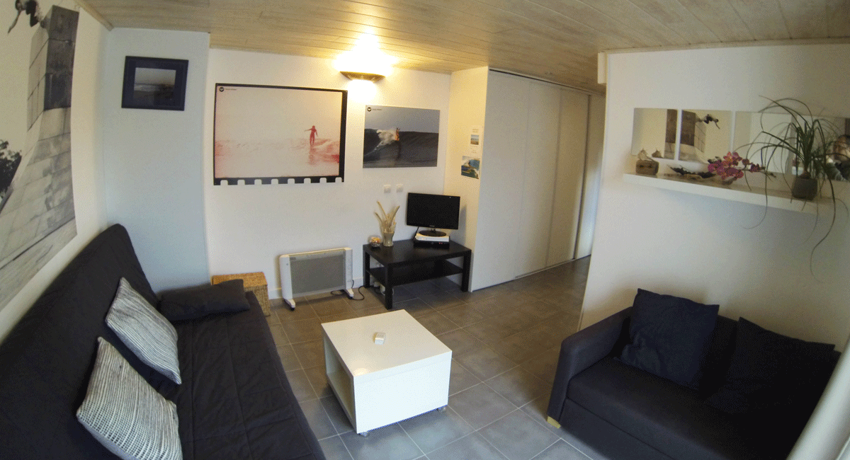 location d'appartement capbreton