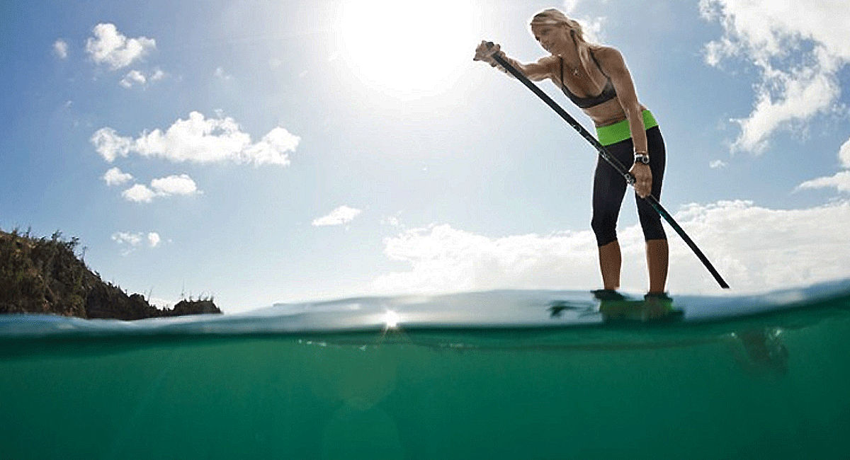 Cours de Stand Up Paddle hossegor