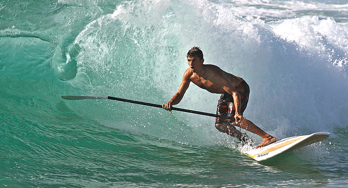 Stand Up Paddle Seignosse