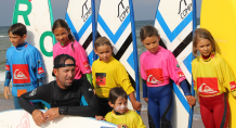 stage de surf enfant