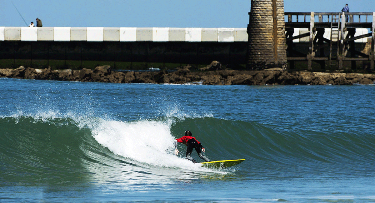 Stage de surf Enfant perfectionnement Landes