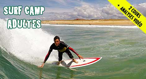 surf camp seignosse