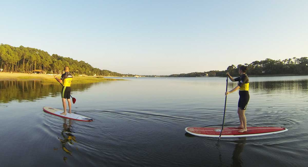 Stage de Stand Up Paddle